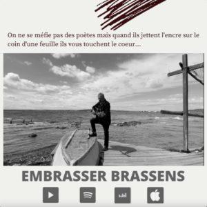 Embrasser Brassens Le clip